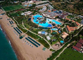 Pegasos World Hotel