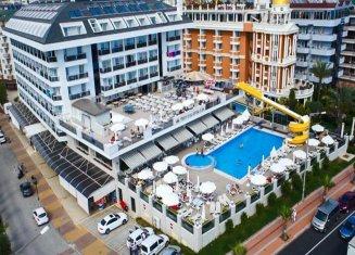 White Gold Hotel Spa