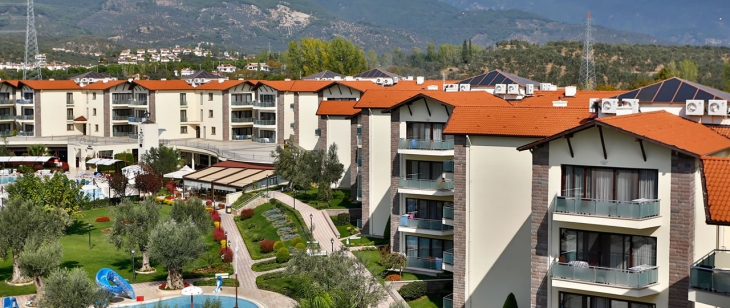 Kazdağları Hattuşa Astyra Thermal Resort Spa