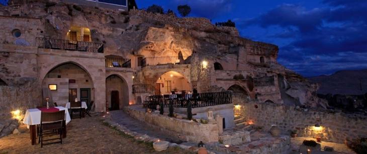 The Cappadocia Hotel