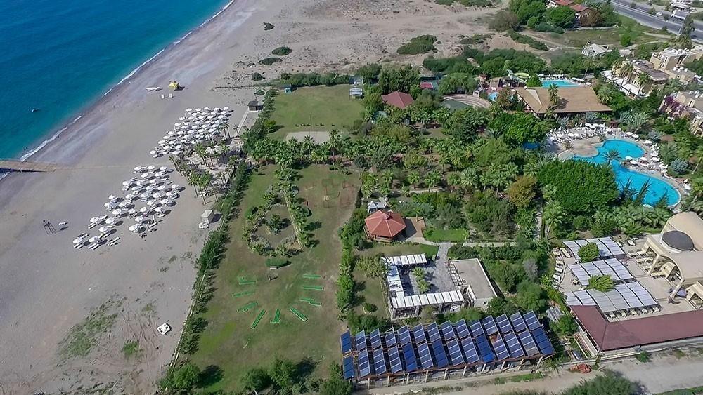 Barbaross Beach Club
