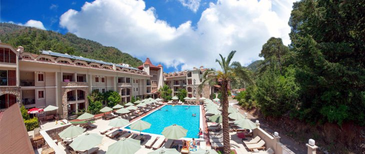 Julian Forest Suites Marmaris