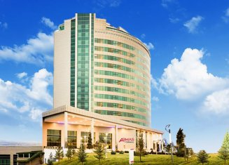 Armas Termal Resort Kırşehir