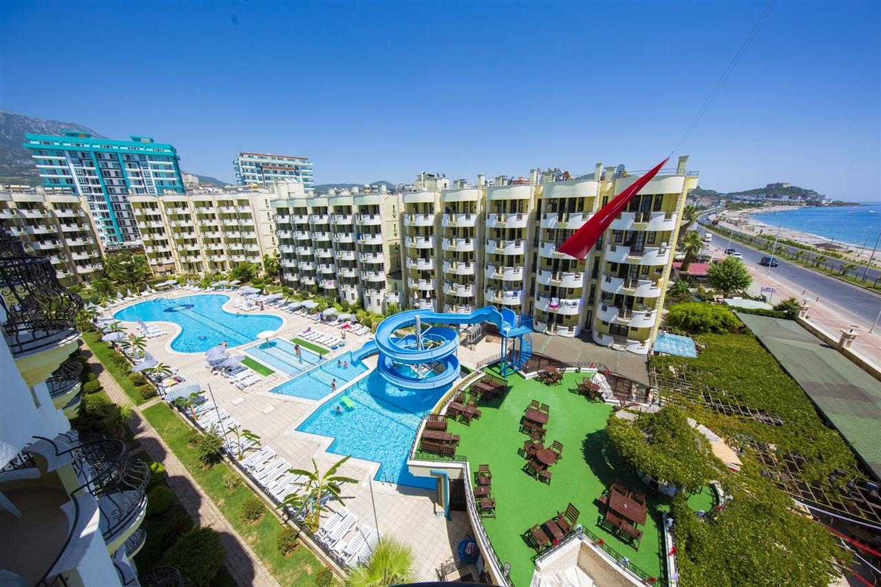 Hotel Garden Resort Alanya Para