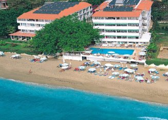 Görgülü Kleopatra Beach Hotel