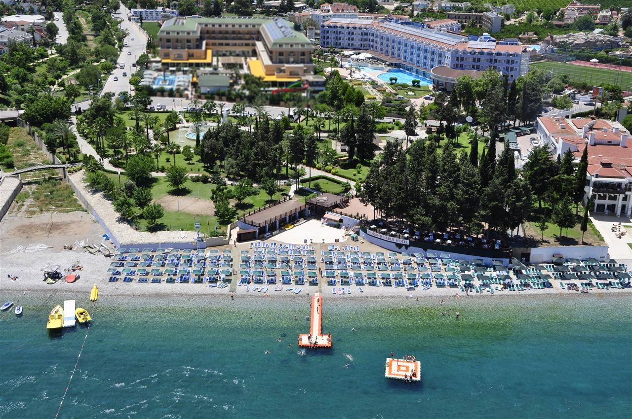 Grand Haber Hotel Kemer En Uygun Tatil Fiyatlari Tatilvitrini Com Da