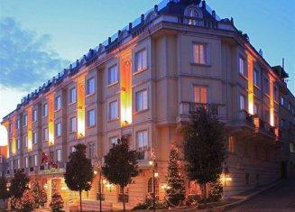 Eresin Crown Hotel Istanbul