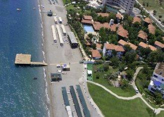 Larissa Hotel Club Akman Park