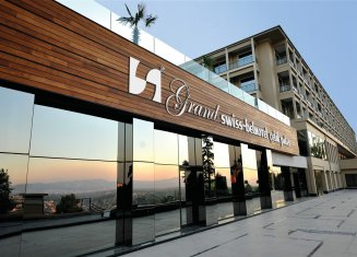 Grand Swiss-Belhotel Çelik Palas Thermal Spa