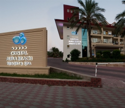 Crystal Aura Beach Resort Spa