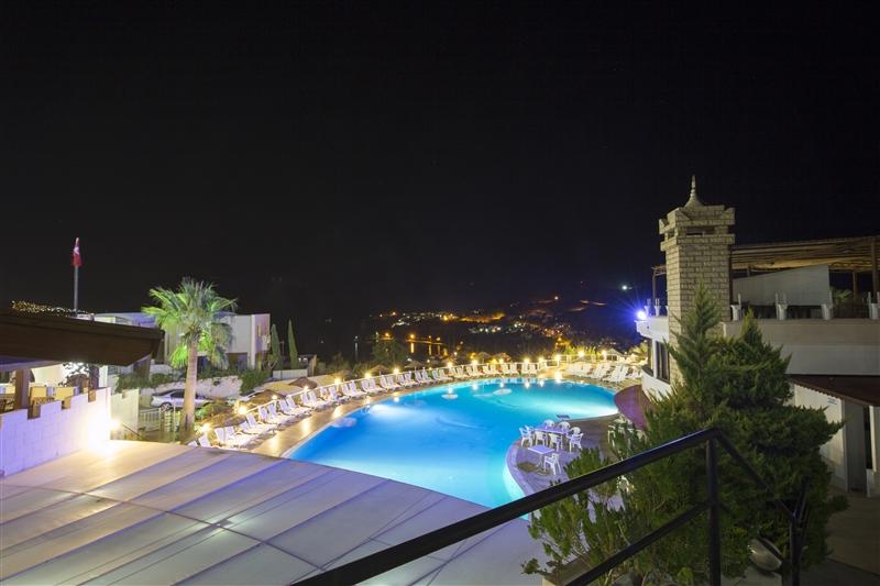 Отзывы об отеле belvedere beach hotel 4*(о родос)